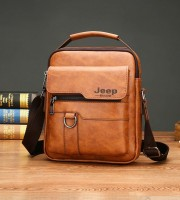 JEEP Shoulder Bag Light Brown